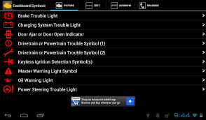 lexus warning light indicators vehicle dashboard symbols android apps on google play