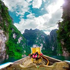 float your cares away on cheow lan lake visitkhaolak com