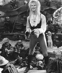 labyrinth david bowie toby froud baby in background 1986 c