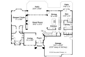 free hacienda style house plans spanish house plans u0026 european