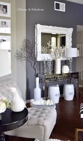 Dining Room Wall Decor This Mirrored Table I Found At Homegoods Is The Perfect Addition