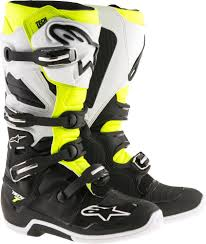 motocross half boots 228 23 alpinestars mens tech 7 boots 194817