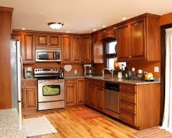 kitchen maple cabinets a good choice for elegant and modern