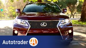 2014 lexus rx 350 for sale by owner 2014 lexus rx 350 5 reasons to buy autotrader youtube