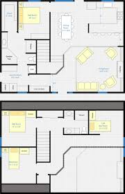 best ideas about open floor pinterest plans bedroom bathroom rectangle barn house with loft used one