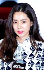 Actress Han Chae ah Admits to Dating Son of Football Legend   The