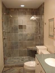Tile Design For Bathroom Good Example Of A Recessed Product Niche In Tile Which Keeps The