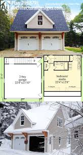 best ideas about garage plans pinterest detached architectural designs carriage house plan can used garage vacation home