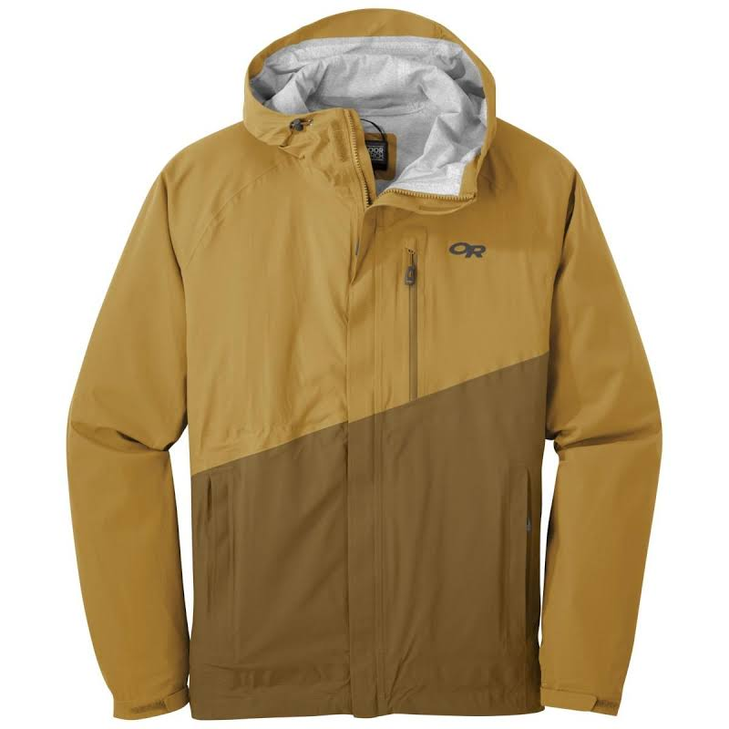 Outdoor Research Panorama Point Jacket Honey/Ochre Small 2644201340006