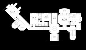 Wrap Around Porch Floor Plans Mascord House Plan 2411 The Kalden