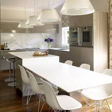 Kitchens With Islands Ideas Kitchen Island Ideas Ideal Home
