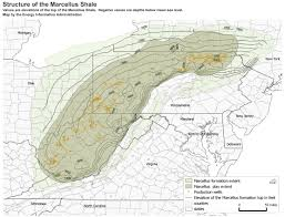 Map Of West Virginia Counties Marcellus Shale Results Continue To Amaze Geologists