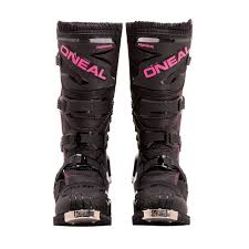 ladies motocross gear oneal 2015 womens rider bootss in stock now at motocrossgiant com