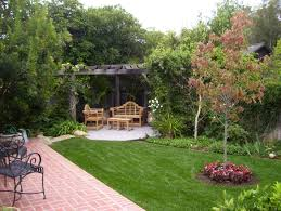 Landscaping Ideas For Backyards by Backyard Landscaping Ideas Santa Barbara Down To Earth