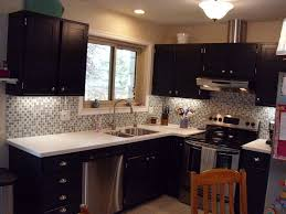 galley kitchen remodel ideas varnished wooden kitchen island white