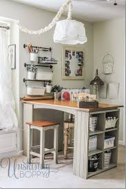 Small Desk Organization Ideas Best 10 Small Craft Rooms Ideas On Pinterest Small Sewing Space