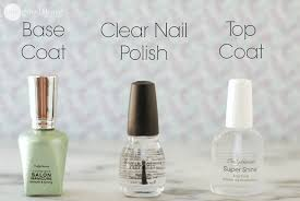 14 clever uses for clear nail polish one good thing by jillee