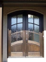 perfect modern front double door designs for home i throughout