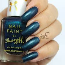 barry m silk collection for a w 2014 poppy orchid u0026 forest