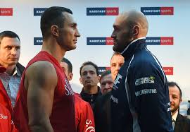 Fury Klitschko II   The Hunt Continues To Secure Date  Venue