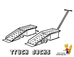 coloring pages of tools stone cold coloring trucks trucks free 18 wheelers
