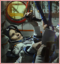 mission of soyuz tma 15m