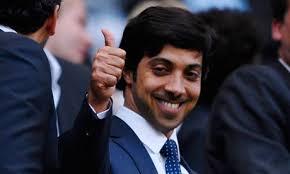 EL jeque del Manchester City al-Nahyan