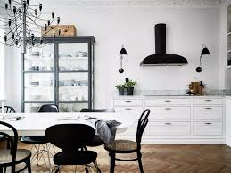 Apartment Therapy Kitchen by Kitchens That Get Black U0026 White Just Right Apartment Therapy
