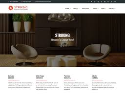 Home Interior Design Themes by 13 Best Interior Design Wordpress Themes 2017