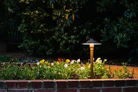 Beautiful Lighting Beautiful Blooms Shine With New Jersey Garden Lighting Outdoor