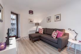 The Livingroom Glasgow by Apartments In Glasgow Brown Street Apartment