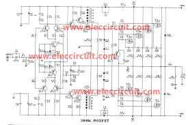 home theater circuit diagram 300 1200w mosfet amplifier for professionals