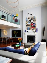 Kids Living Room 25 Disney Inspired Rooms That Celebrate Color And Creativity