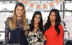 Can birth order REALLY dictate personality    Daily Mail Online Daily Mail  Pictured from left to right  Khlo    Kourtney and Kim Kardashian   The