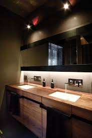 interior designs heavy wooden accents in the dining area with