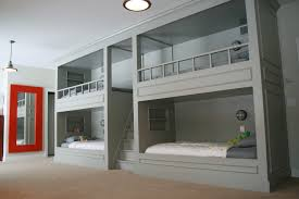 4 bunk beds with stairs twin over full decorating ideas images in