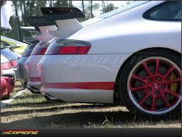 Porsche Boxster Trunk - scopioneusa com porsche 911 gt3 rs rear trunk deck spoiler