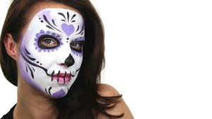 Skeleton Makeup For Halloween by White People Please Don U0027t Paint A Sugar Skull On Your Face This