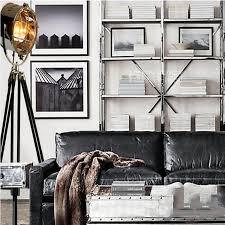 Living Lighting Home Decor Loft Industrial Vintage Tripod Floor Lamp Retro Studio Photography