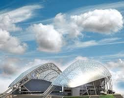 Fisht Olympic Stadium, 2014 Winter Olympics