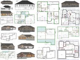 ez house plans 5 house plans package 4 value 4 000
