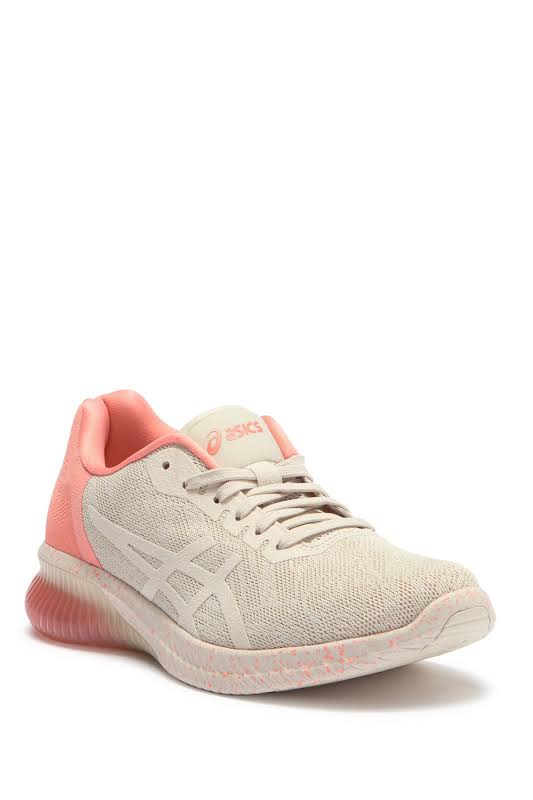 ASICS Gel Kenun MX SP Running Shoes Beige- Womens