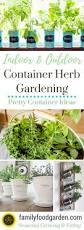 beautiful indoor herb gardens container herb gardens