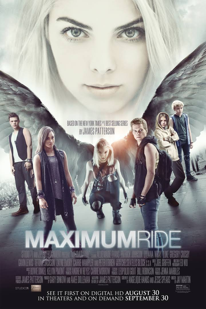 Maximum Ride (2016) WebRip Subtitle Indonesia