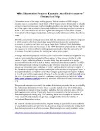 Management dissertation sample   drugerreport    web fc  com How to write an argumentative historical essay   FC  Business management dissertation sample for mba students by