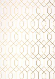 thibaut graphic resource la farge in metallic gold shop