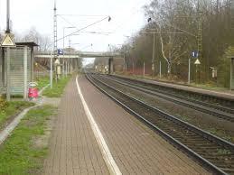 Barrien railway station