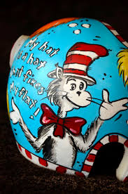 33 best baby helments images on pinterest dr suess baby helmet