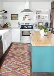 Rugs Kitchen Kitchen Fine Green Kitchen Rug With Roster Theme Area Rugs For