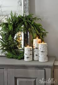 Christmas Home Decorations Pictures Best 25 Winter Decorations Ideas On Pinterest Christmas Signs